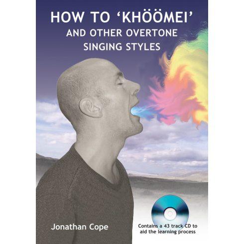 Khöömei/dorombének oktató könyv