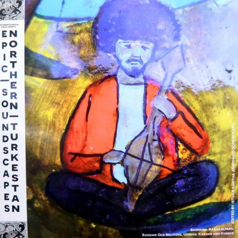 Szibériai sámán hangképek LP
